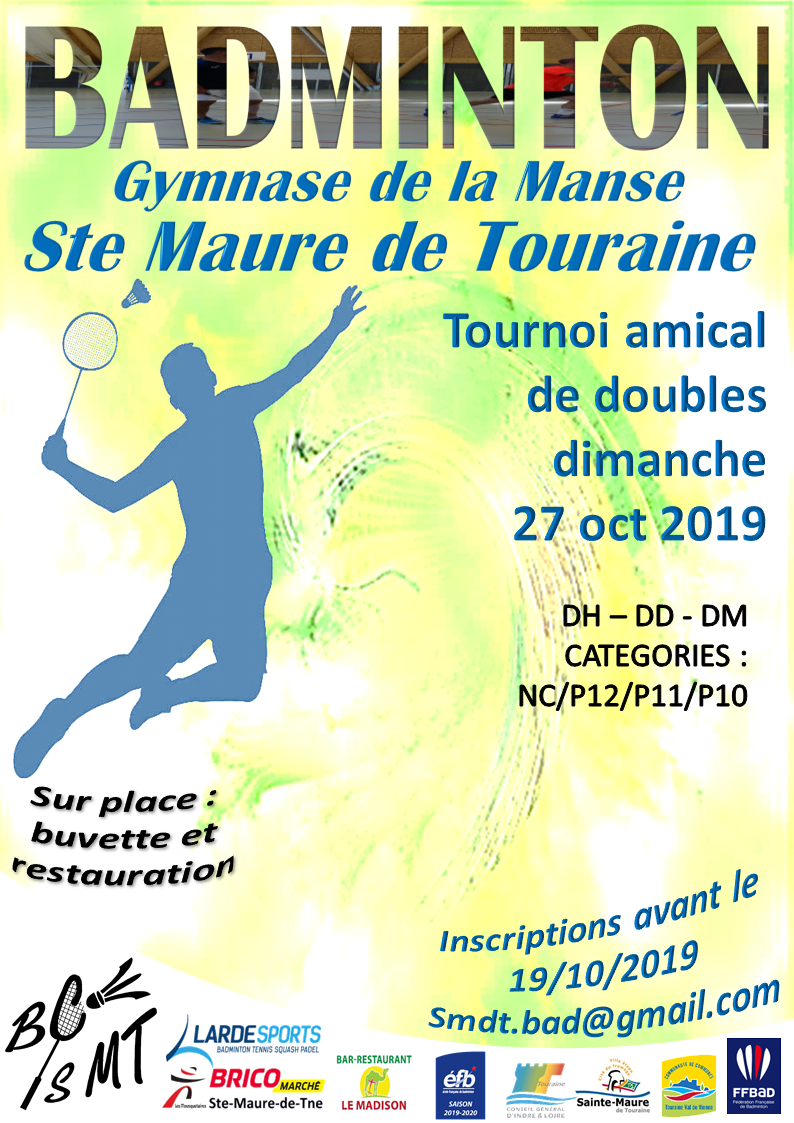 Tournoi Amical BCSMT 2019