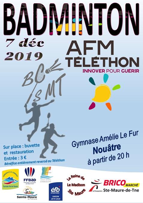 Téléthon BCSMT 2019