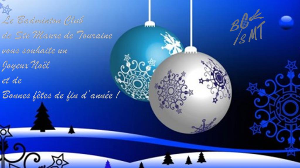 BCSMT : Fêtes de fin d'année